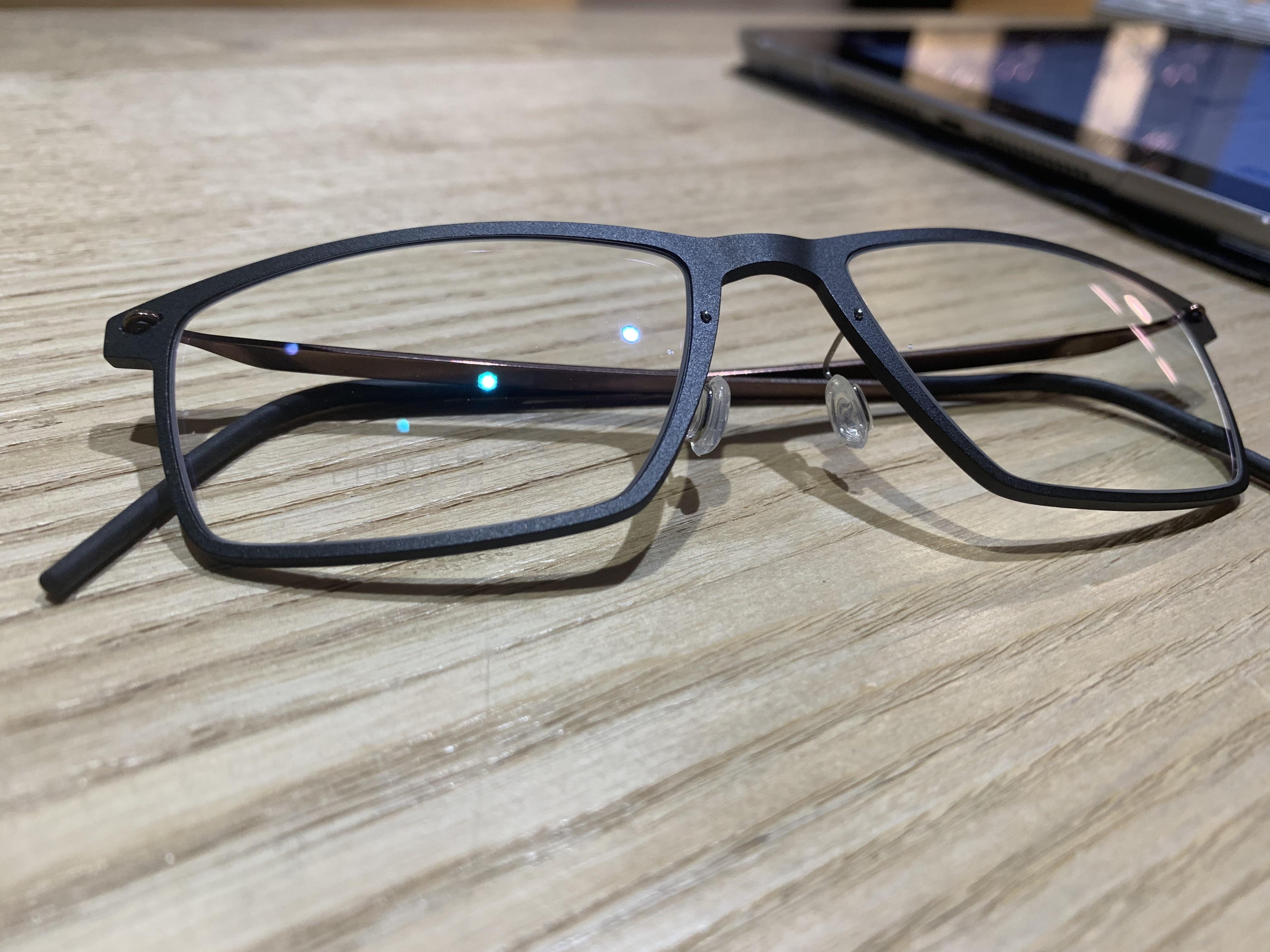 Lindberg眼鏡的鏡框